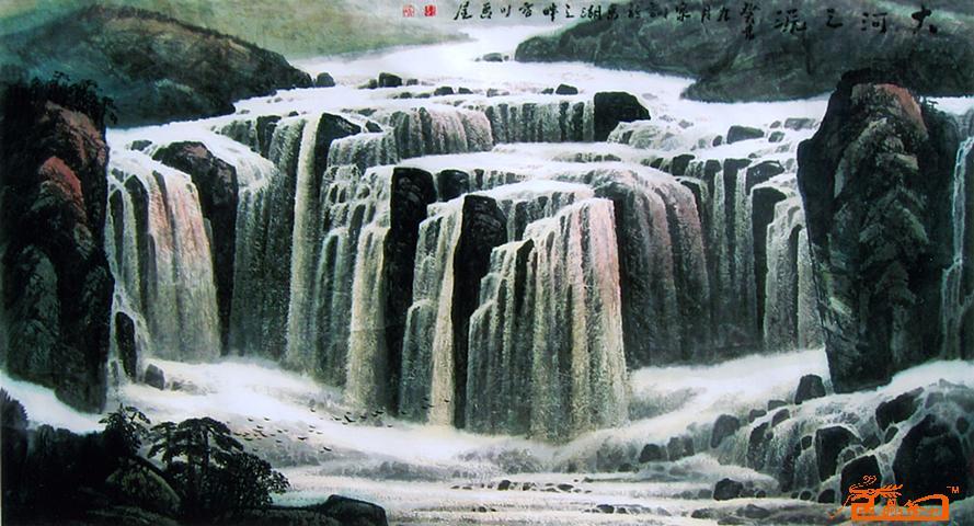 世界第一大河风景