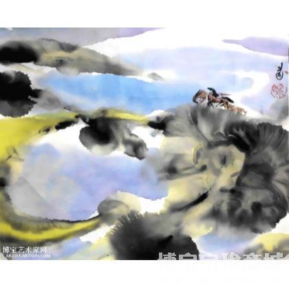 作品_当代水墨画_抽象画_国画作品 类别: 当代水墨画  |  共16幅