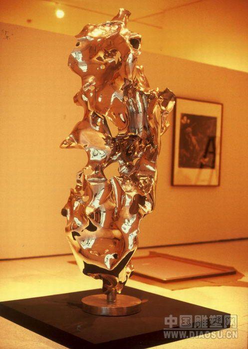 雕塑雕刻 名家 展望国际艺术席位作品交易平台