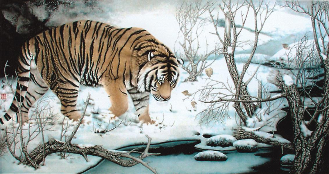 书法 名家 刘松普国际艺术席位作品交易平台