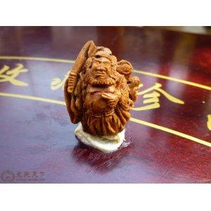 潍坊核雕-钟馗-淘宝-名人字画-中国书画服务中心