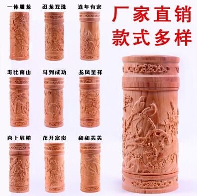 红豆杉杯子红豆杉水杯红豆杉茶杯茶具保健杯木雕刻
