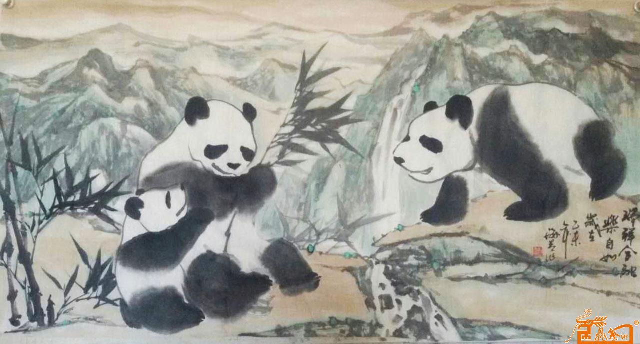 作品2 -蒋海青-淘宝-名人字画-中国书画交易中心,中国
